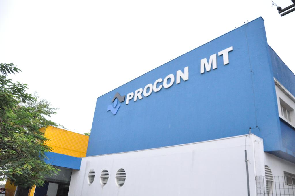 Nova sede do Procon-MT